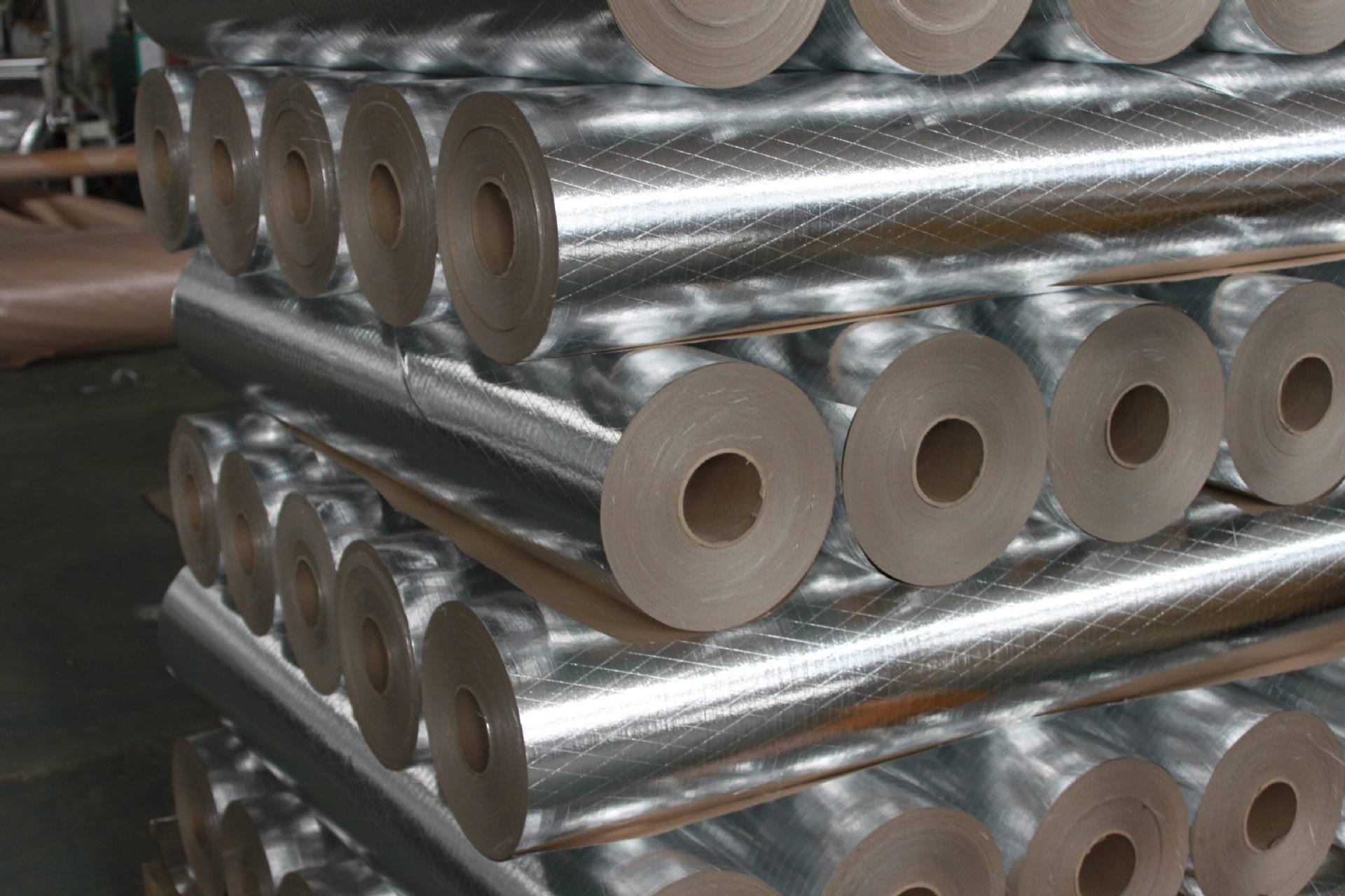 Uses of aluminum foil