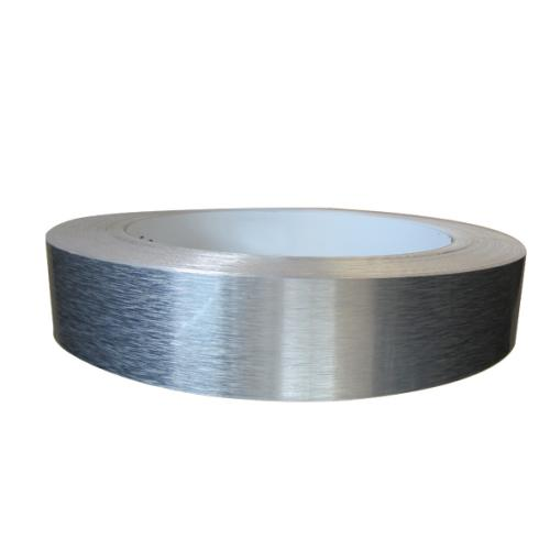 Use of aluminum strip