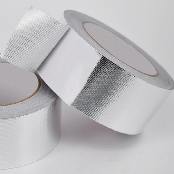 What are the main characteristics of aluminum foil tape?