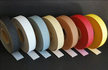 Technology of non-slip tape