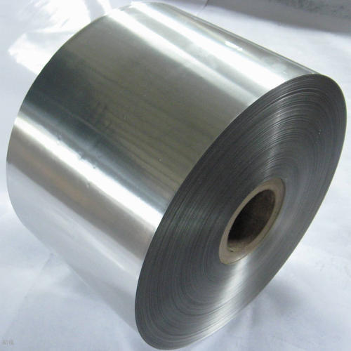 Features of aluminum foil rolling
