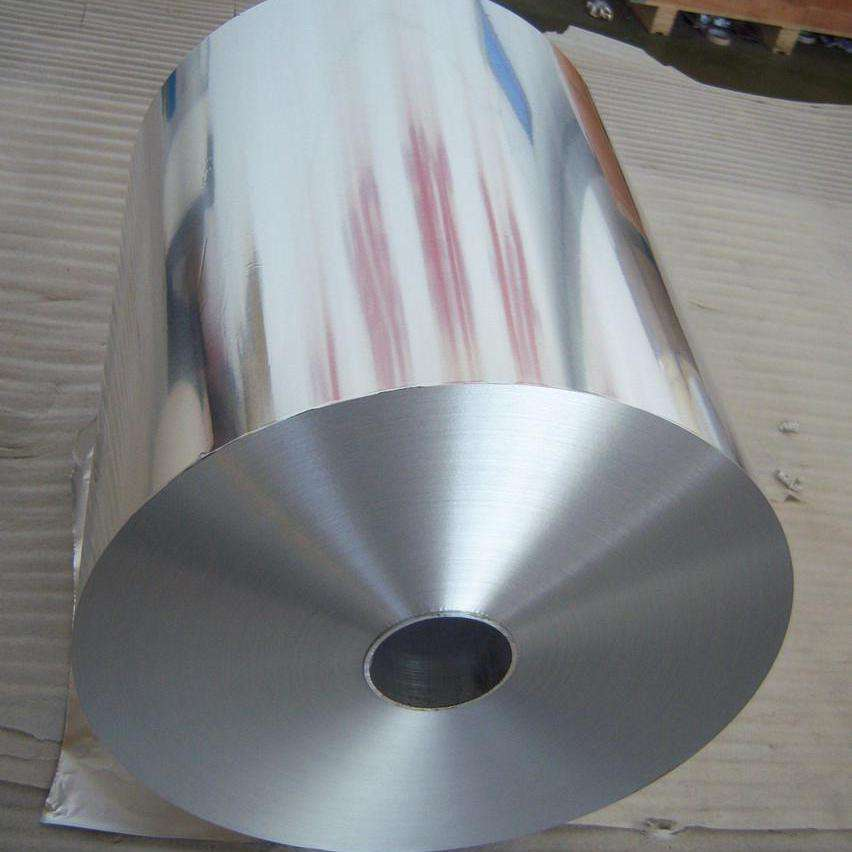 Classification of aluminum foil