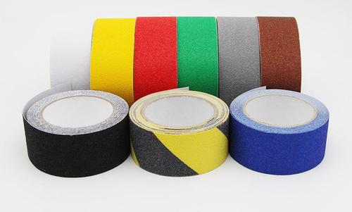 Properties of non-slip tape