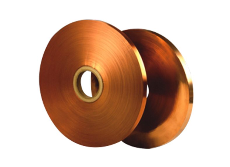 Copper laminated tape